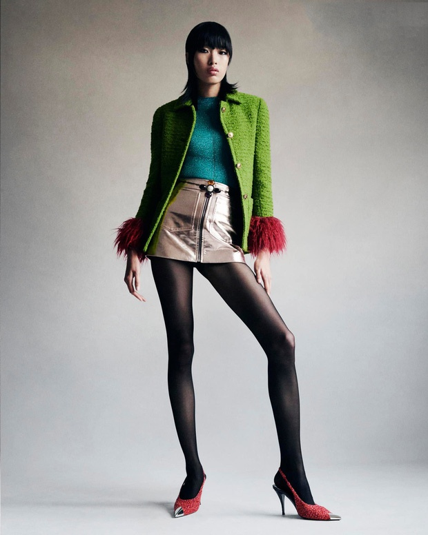 Người mẫu Phương Oanh: Từ thất bại ban đầu đến hành trình sải bước trên sàn catwalk quốc tế - ảnh 7