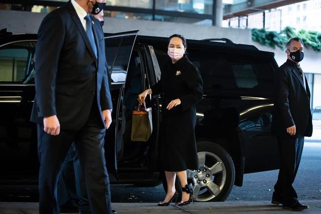 Trước khi được tự do, ''công chúa Huawei'' Mạnh Vãn Chu đã được phục vụ bằng 2 mẫu xe này suốt 3 năm qua tại Canada - ảnh 3