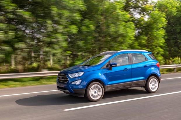 Công ty Ford Việt Nam triệu hồi 315 xe EcoSport để khắc phục lỗi - ảnh 1