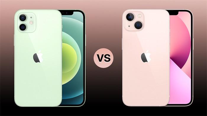 iPhone 13 vs iPhone 12: Đâu sẽ là sự lựa chọn tối ưu nhất? - ảnh 2