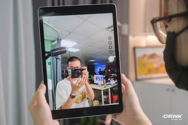 Trên tay iPad 9 tại VN: Thiết kế