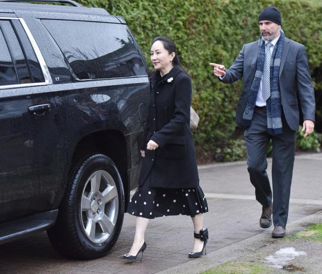 Trước khi được tự do, ''công chúa Huawei'' Mạnh Vãn Chu đã được phục vụ bằng 2 mẫu xe này suốt 3 năm qua tại Canada - ảnh 1