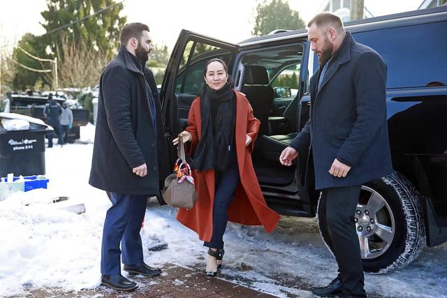 Trước khi được tự do, ''công chúa Huawei'' Mạnh Vãn Chu đã được phục vụ bằng 2 mẫu xe này suốt 3 năm qua tại Canada - ảnh 2
