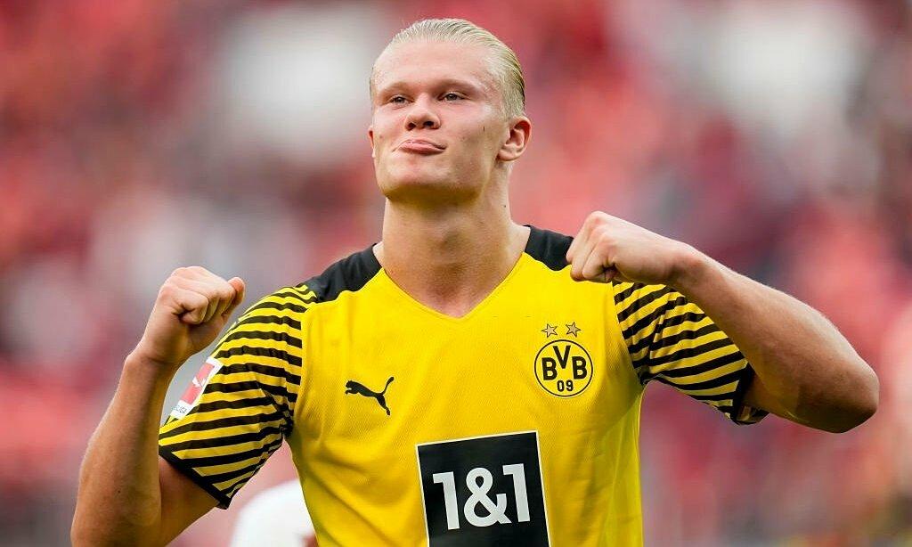 """Giám đốc Dortmund: """"Real Madrid đang dụ dỗ Erling Haaland"""" - ảnh 1"""