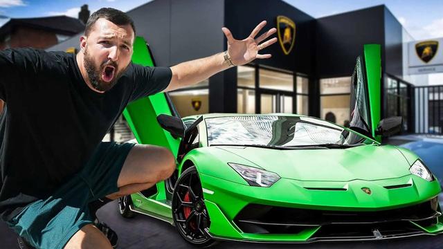 Dân chơi cầm 250.000 tờ 1 USD đi mua siêu xe Lamborghini và cái kết không như mong đợi - ảnh 1