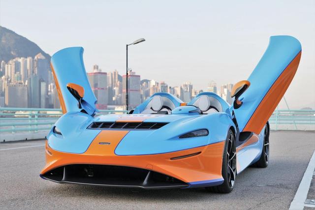 Phí ship siêu xe McLaren đắt đỏ bậc nhất nhưng chưa là gì với 2 thương hiệu đang có mặt ở Việt Nam - ảnh 3