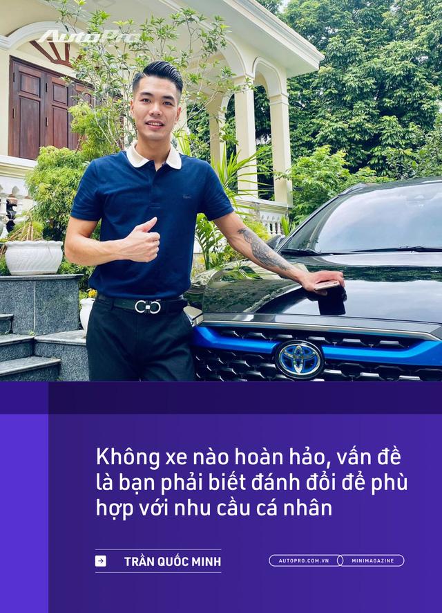 Những kiểu khách chốt đơn Toyota Corolla Cross sau 1 năm bán tại Việt Nam: Người bỏ Mercedes, người mua chỉ vì thương hiệu - ảnh 14