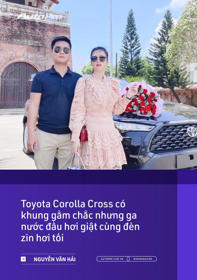 Những kiểu khách chốt đơn Toyota Corolla Cross sau 1 năm bán tại Việt Nam: Người bỏ Mercedes, người mua chỉ vì thương hiệu - ảnh 27
