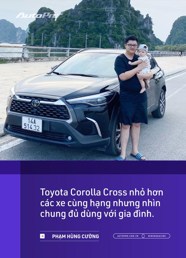 Những kiểu khách chốt đơn Toyota Corolla Cross sau 1 năm bán tại Việt Nam: Người bỏ Mercedes, người mua chỉ vì thương hiệu - ảnh 20