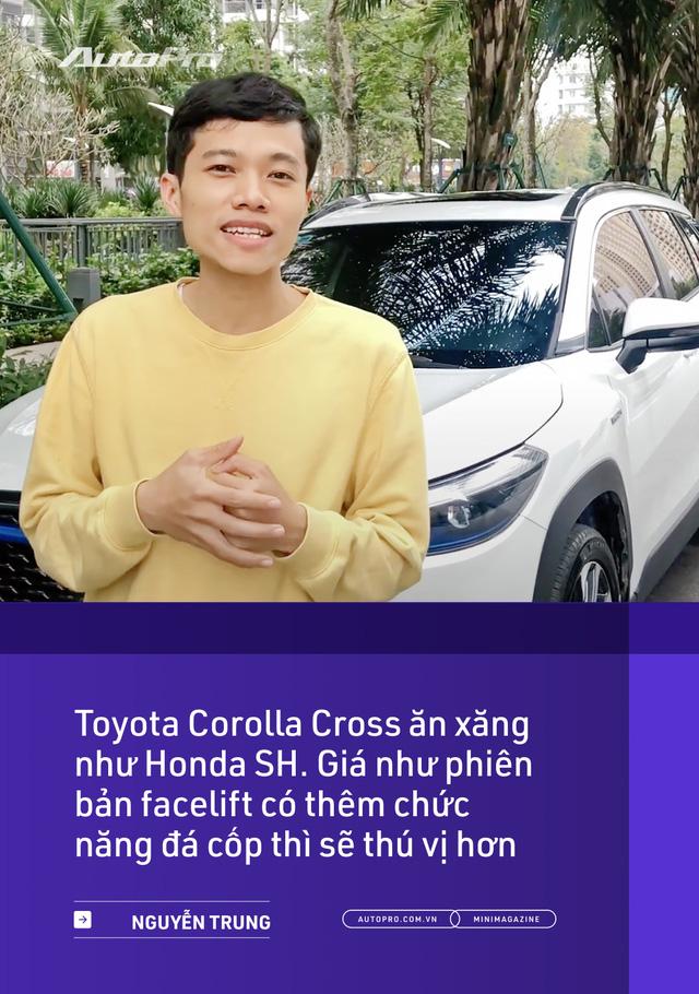Những kiểu khách chốt đơn Toyota Corolla Cross sau 1 năm bán tại Việt Nam: Người bỏ Mercedes, người mua chỉ vì thương hiệu - ảnh 24