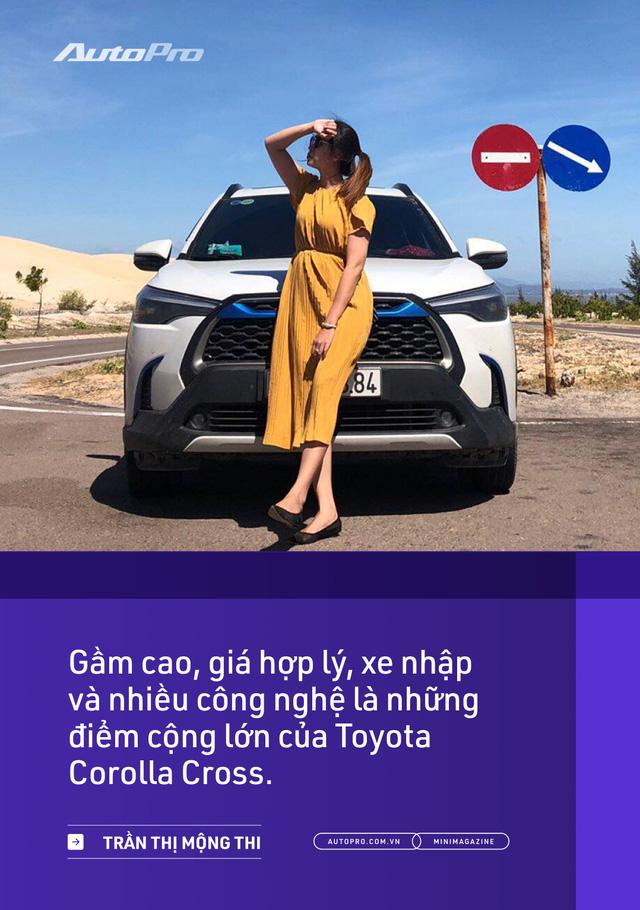 Những kiểu khách chốt đơn Toyota Corolla Cross sau 1 năm bán tại Việt Nam: Người bỏ Mercedes, người mua chỉ vì thương hiệu - ảnh 3