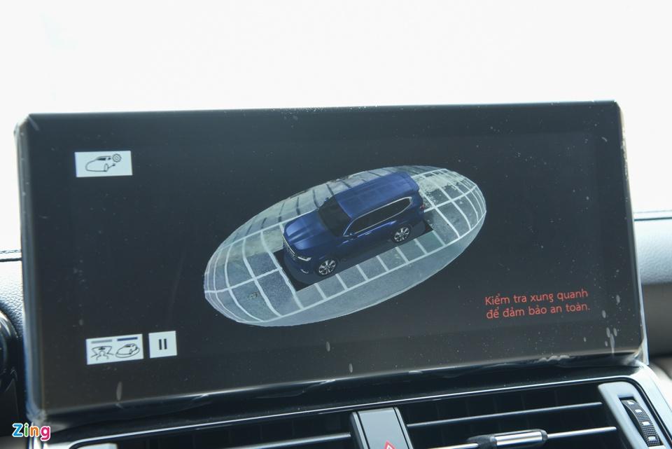 Chi tiết Toyota Land Cruiser 2022 tại Việt Nam - ảnh 17