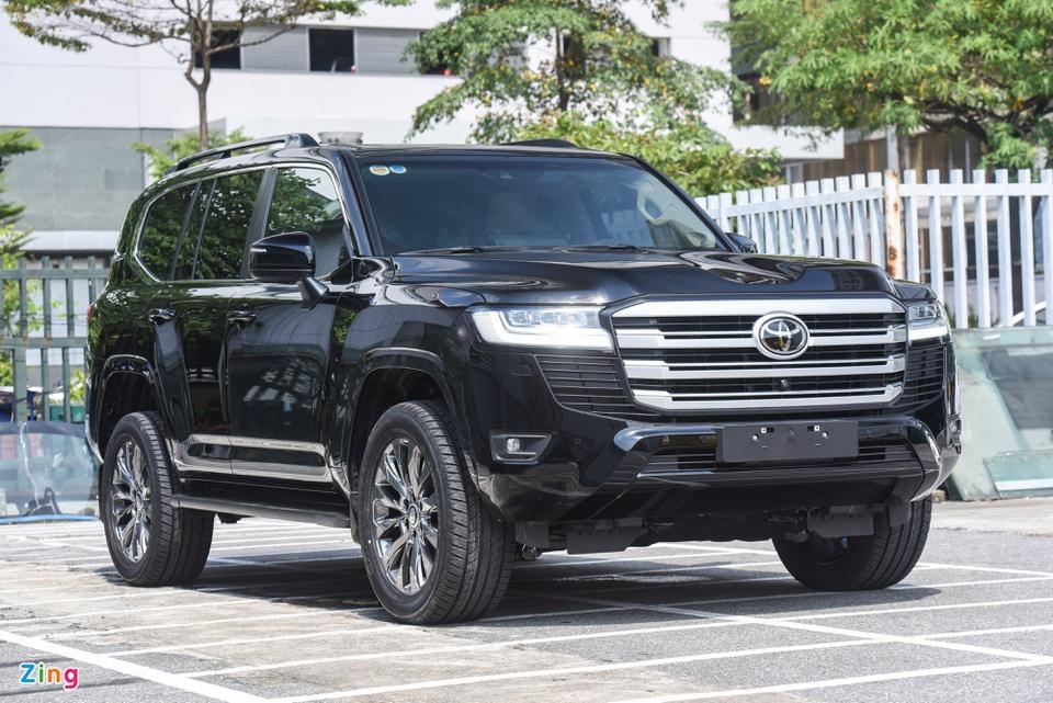 Chi tiết Toyota Land Cruiser 2022 tại Việt Nam - ảnh 1