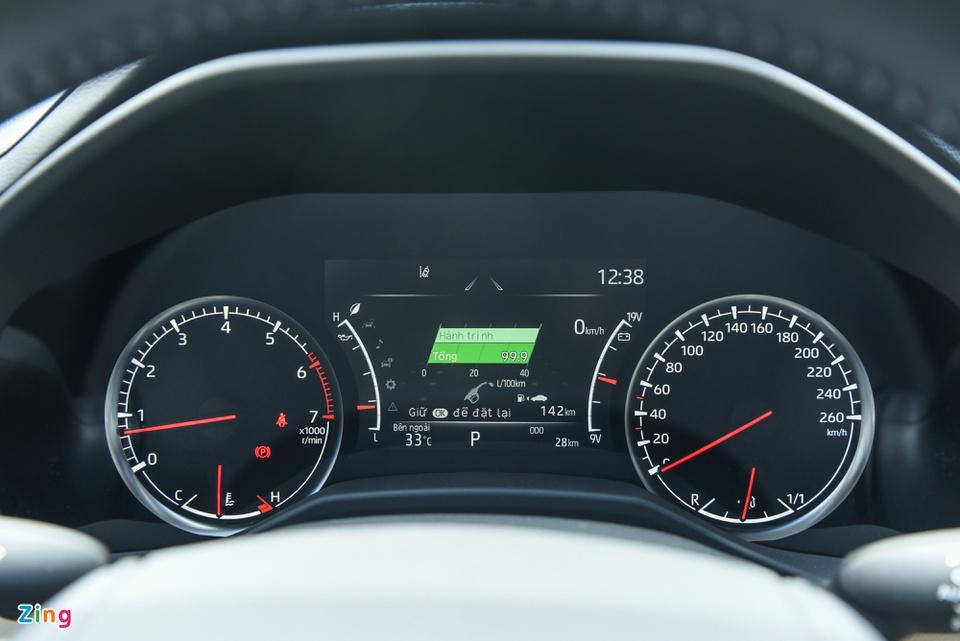 Chi tiết Toyota Land Cruiser 2022 tại Việt Nam - ảnh 16