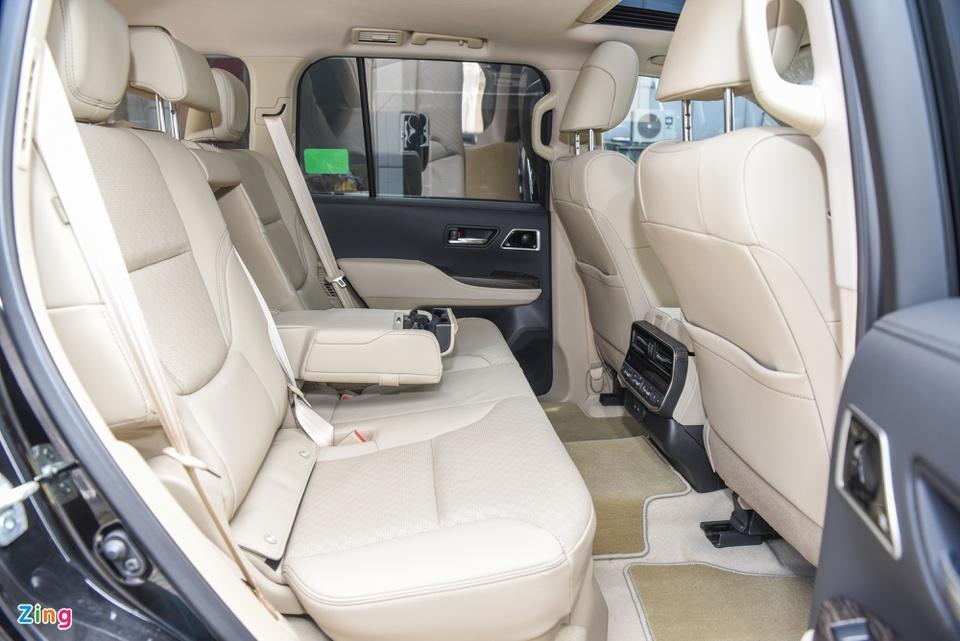 Chi tiết Toyota Land Cruiser 2022 tại Việt Nam - ảnh 12