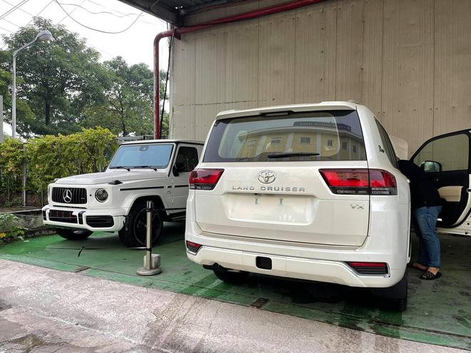 Chi tiết Toyota Land Cruiser 2022 tại Việt Nam - ảnh 22