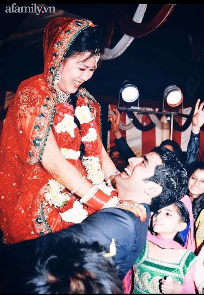 Tình yêu của cô vợ Việt Nam lấy chồng Ấn Độ quen qua mạng - ảnh 4