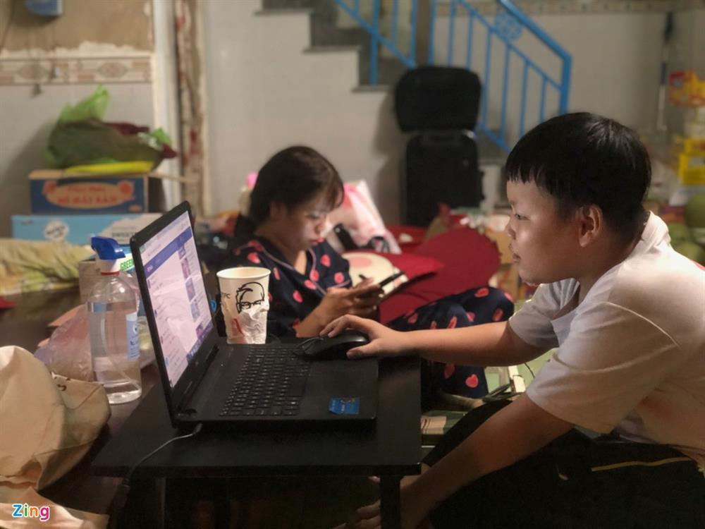 Những đứa trẻ mồ côi ở TP.HCM sau đại dịch - ảnh 7