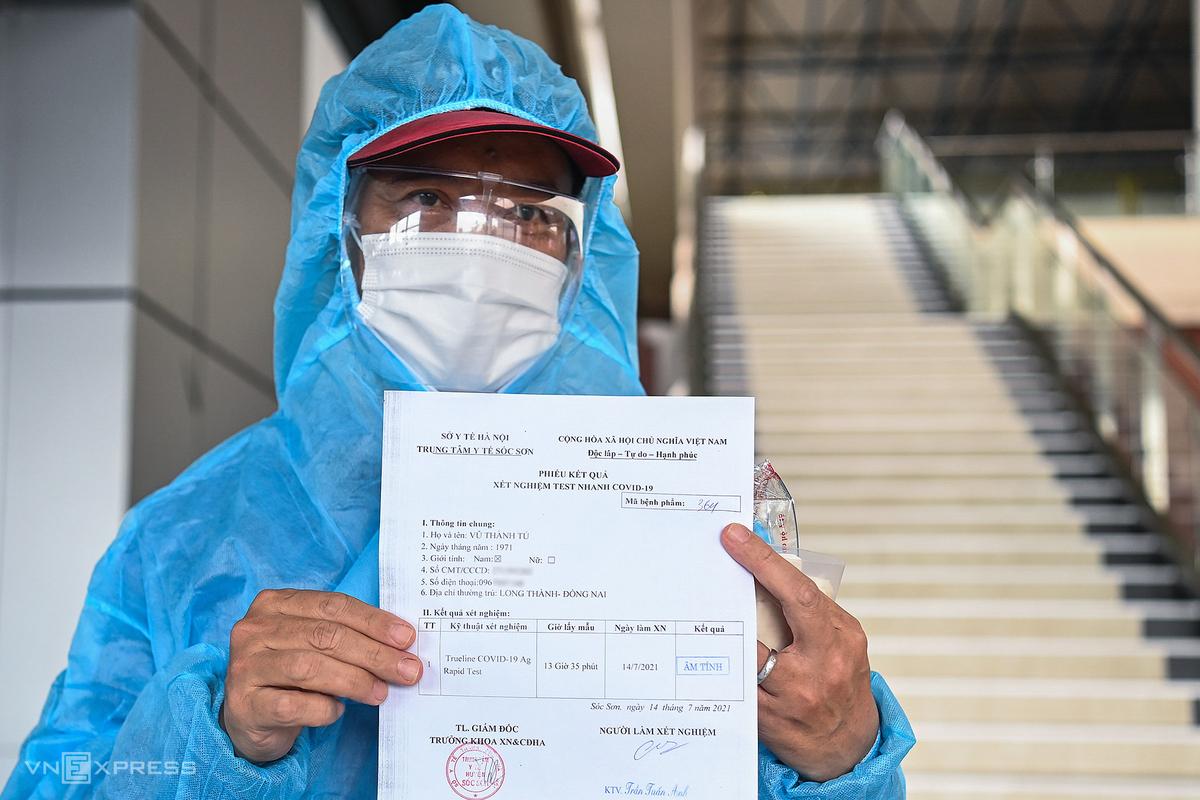 Không phải chi trả tiền xét nghiệm Covid-19 khi đến khám, điều trị tại cơ sở y tế công lập - ảnh 9
