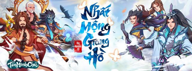 Nhất Mộng Giang Hồ - Tân Minh Chủ 7.0 chính thức ra mắt, 2 tướng mới