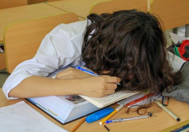 """Học sinh """"mờ mắt"""" vì học thêm trực tuyến 6 buổi/tuần - ảnh 2"""