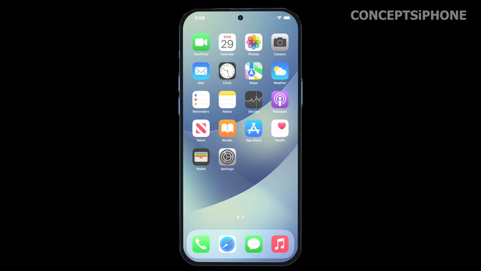Hé lộ concept iPhone 14 với màu sắc mới, thiết kế mới! - ảnh 2