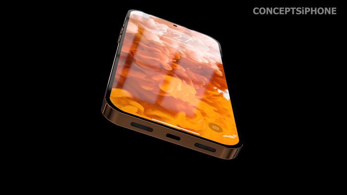 Hé lộ concept iPhone 14 với màu sắc mới, thiết kế mới! - ảnh 8