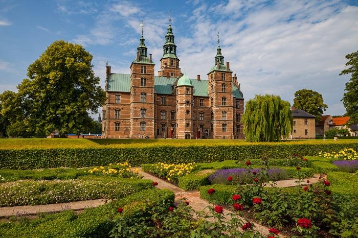 Ấn tượng trước những lâu đài đẹp nhất ở Đan Mạch - ảnh 8