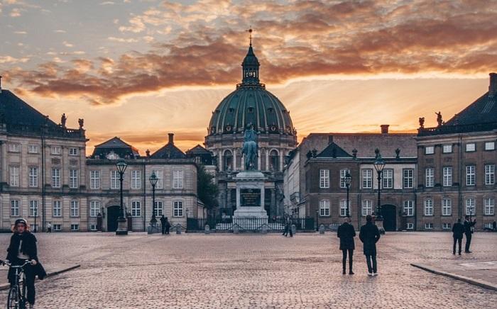 Ấn tượng trước những lâu đài đẹp nhất ở Đan Mạch - ảnh 4