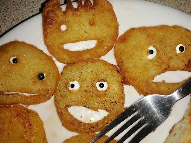 Những màn trình bày đồ ăn quái đản làm ai xem cũng cụt hứng ăn uống - ảnh 7