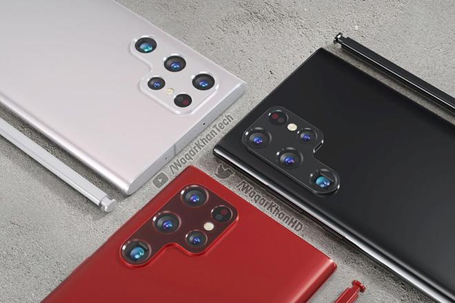 Chiêm ngưỡng Galaxy S22 Ultra với camera chữ P - ảnh 2