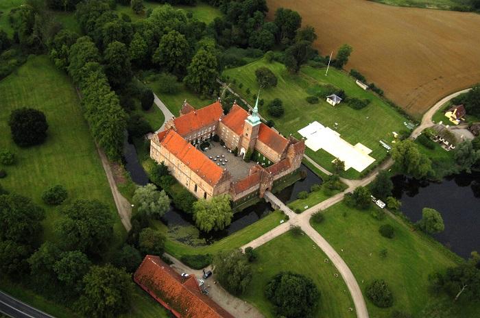 Ấn tượng trước những lâu đài đẹp nhất ở Đan Mạch - ảnh 10