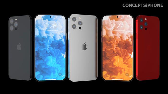 Hé lộ concept iPhone 14 với màu sắc mới, thiết kế mới! - ảnh 13