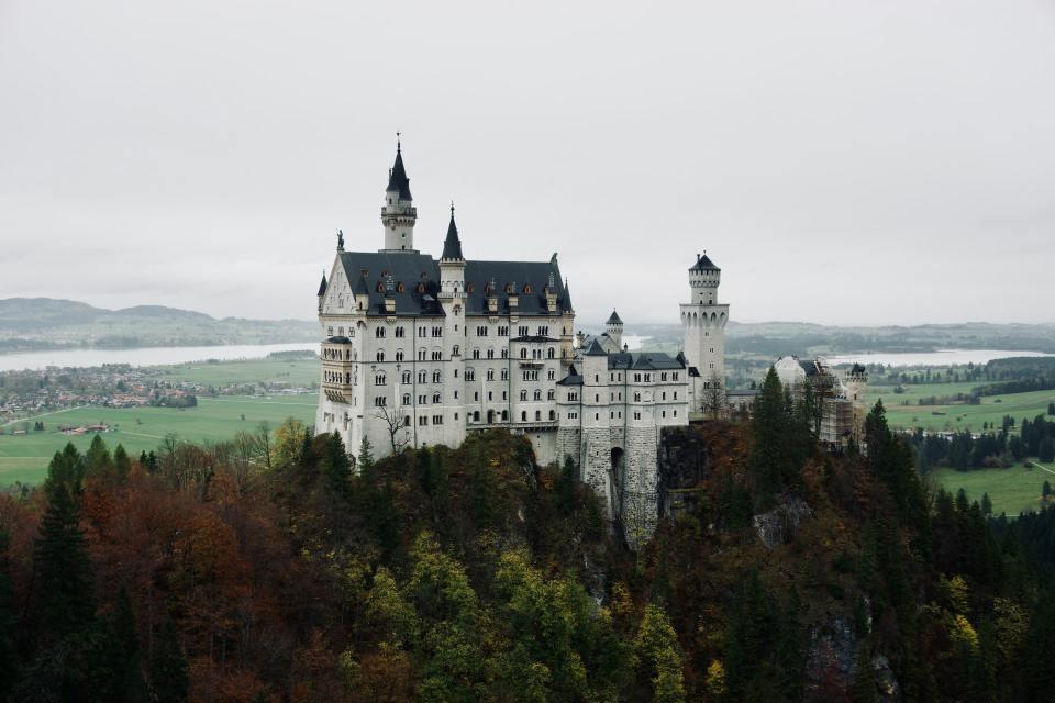 Ấn tượng trước những lâu đài đẹp nhất ở Đan Mạch - ảnh 14