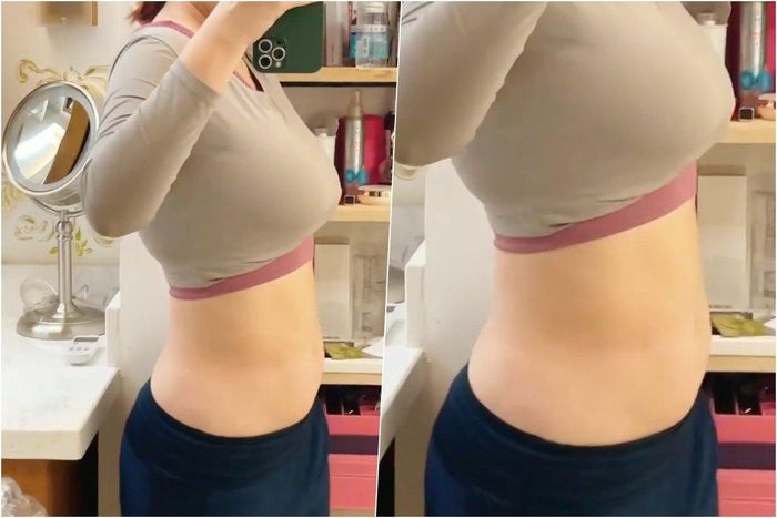 Phan Như Thảo giảm gần chục cân khi áp dụng chế độ ăn 1 bữa trong ngày - ảnh 4