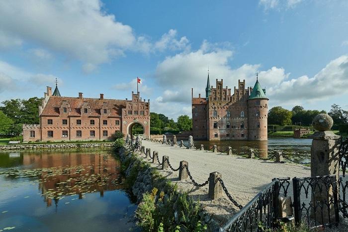 Ấn tượng trước những lâu đài đẹp nhất ở Đan Mạch - ảnh 5