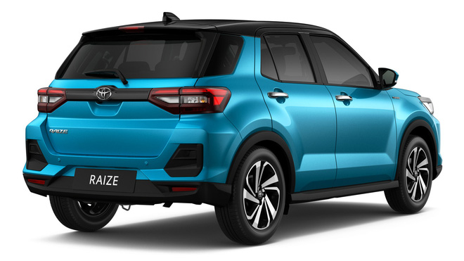 Kia Sonet bị nhiều người ''quay xe'', Toyota Raize có làm nên chuyện với giá dự kiến 530 triệu đồng? - ảnh 7