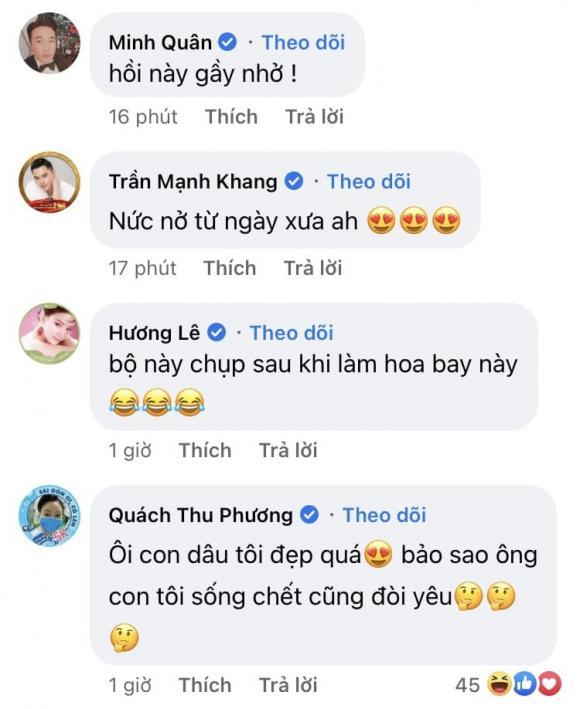 Xả vai Hương vị tình thân, Phương Oanh thăng hạng nhan sắc - ảnh 9