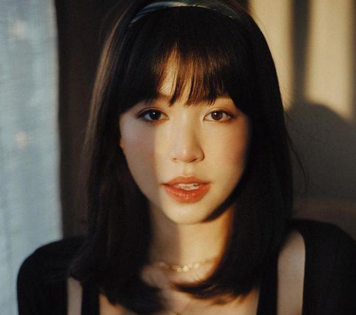 Từ ngọt ngào, cựu hot girl Hà thành bất ngờ gợi cảm bỏng mắt - ảnh 7