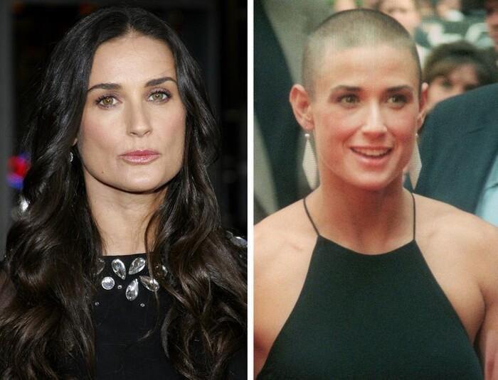 15 sao Hollywood cạo đầu vì vai diễn mà vẫn xinh đẹp phát hờn - ảnh 3