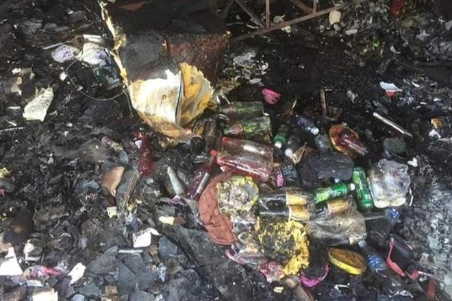 Y án vụ 3 thanh niên ném bom xăng khiến hai mẹ con suýt mất mạng - ảnh 2