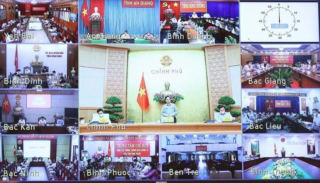 Thủ tướng Phạm Minh Chính: Đổi mới tư duy và biện pháp phòng chống dịch Covid-19 - ảnh 2