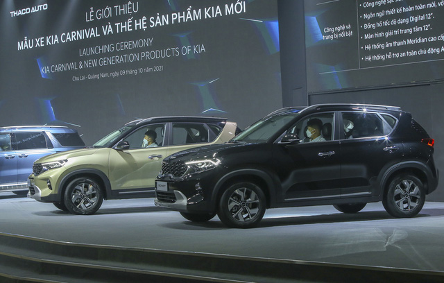 Kia Sonet đắt hay rẻ: Đây là khác biệt giữa 4 phiên bản chênh nhau 110 triệu đồng tại Việt Nam - ảnh 4