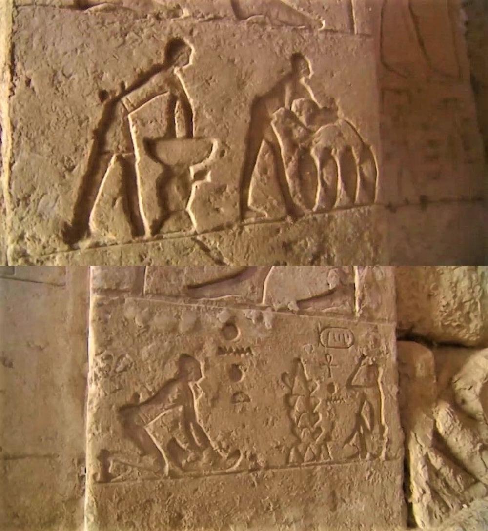 Kim tự tháp Ai Cập thực sự có phải do hàng trăm nghìn nô lệ xây dựng? - ảnh 2
