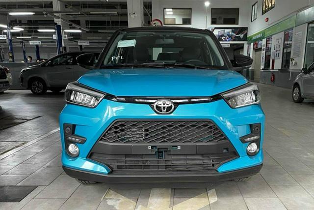 Kia Sonet bị nhiều người ''quay xe'', Toyota Raize có làm nên chuyện với giá dự kiến 530 triệu đồng? - ảnh 2