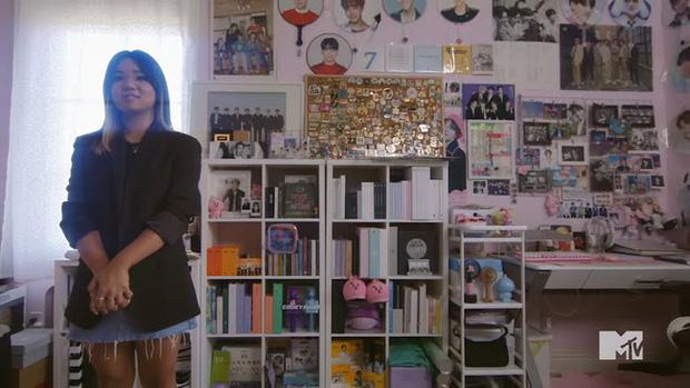 Cô nàng gốc Việt chi hơn 1 tỷ cho thần tượng Kpop, được mời lên truyền hình Mỹ chia sẻ về bộ sưu tập