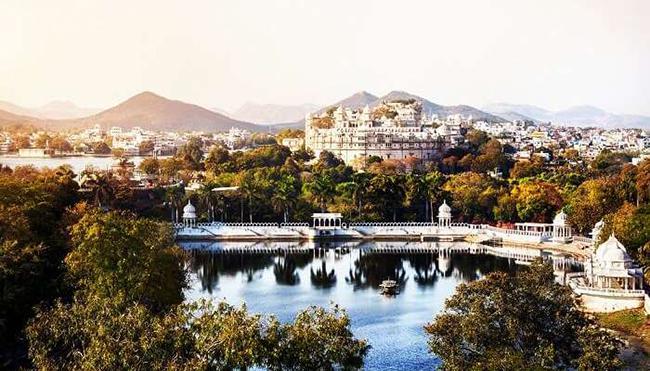 Những điểm đến đầy thu hút không thể bỏ qua ở Ấn Độ - ảnh 7