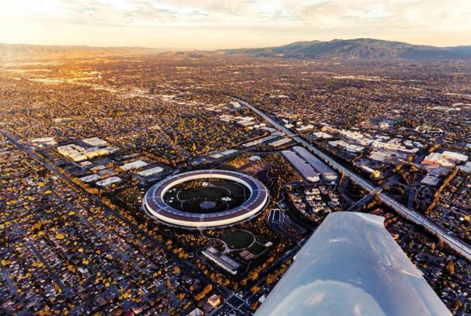 Khám phá trụ sở phi thuyền như phim viễn tưởng, giá tỷ USD của Apple - ảnh 3