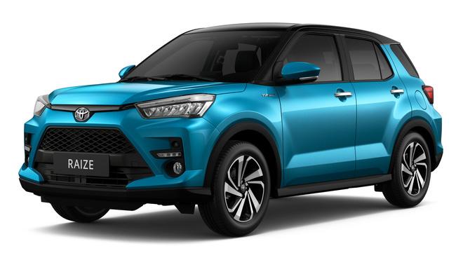 Kia Sonet bị nhiều người ''quay xe'', Toyota Raize có làm nên chuyện với giá dự kiến 530 triệu đồng? - ảnh 3