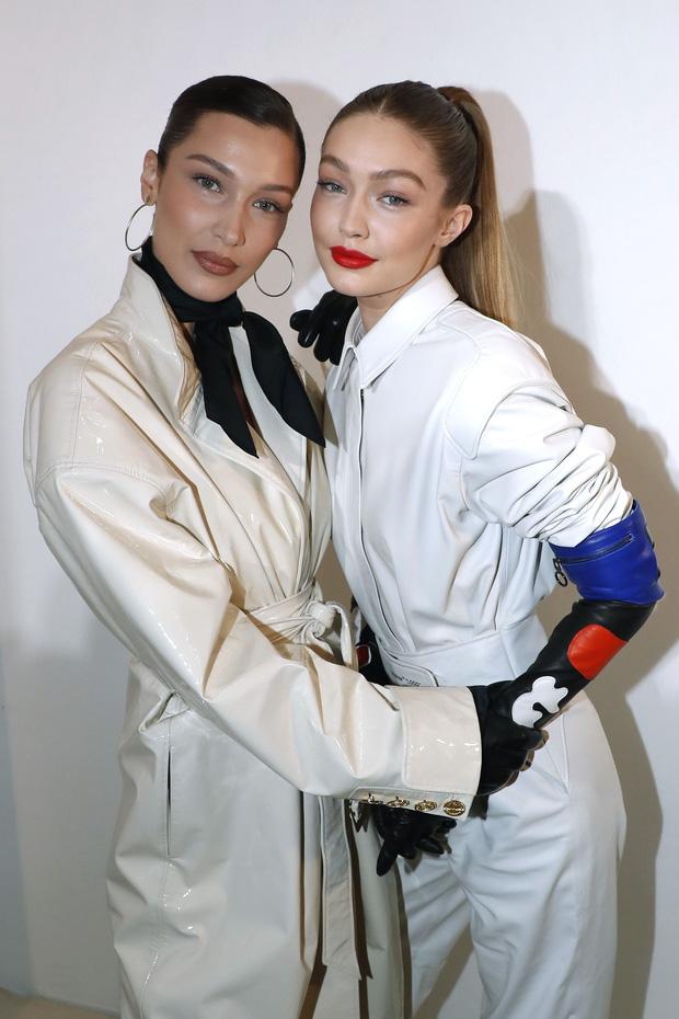 Ngược đời chị em siêu mẫu Hadid ăn sinh nhật: Mẹ bỉm Gigi phía sau chiếm luôn spotlight, hết hồn nhân vật chính Bella như ma-nơ-canh di động - ảnh 11